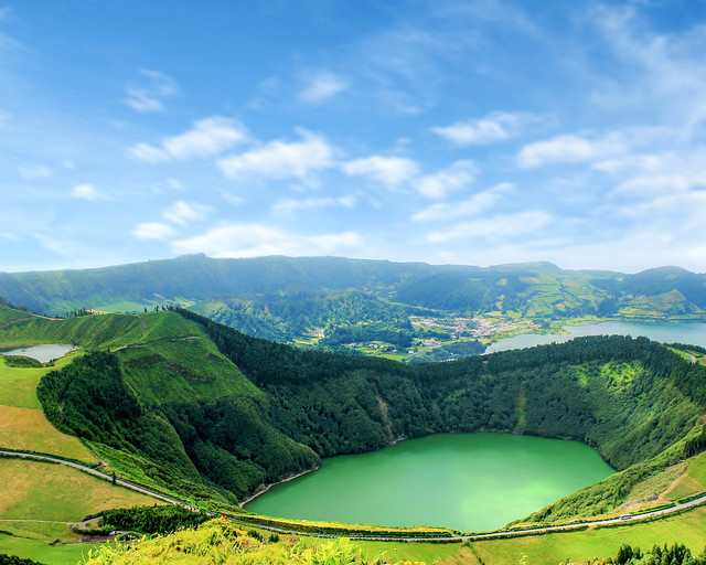 Islas Azores en Portugal
