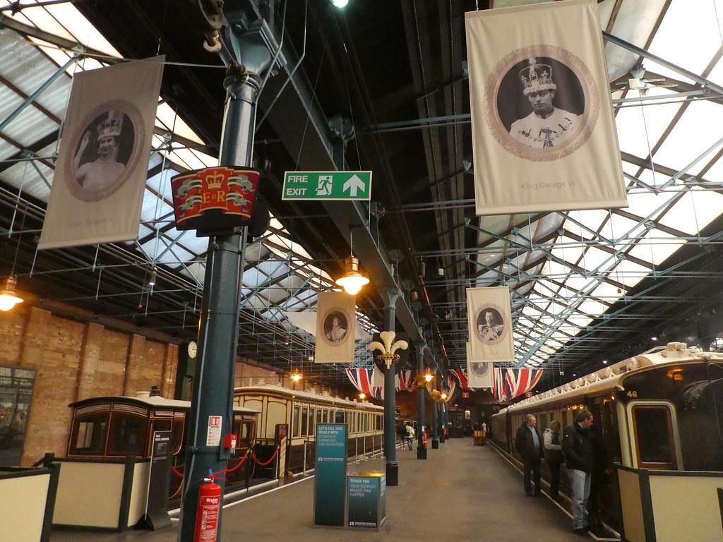 National Railway Museum. York