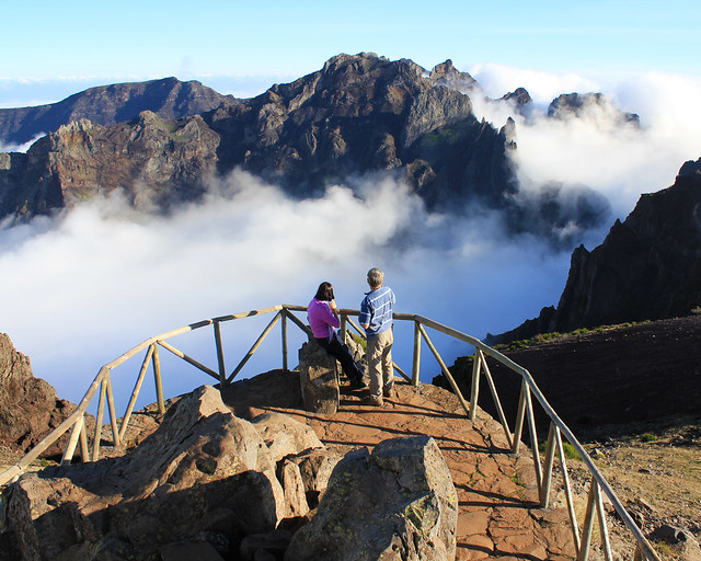 Isla de Madeira, uno de los lugares más bonitos que visitar en Portugal