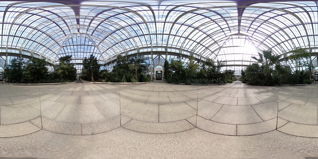 360º | Into the greenhouse