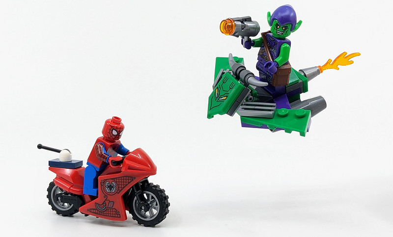 76175: Attack On The Spider Lair Set Review