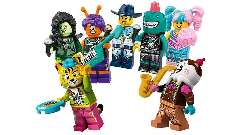 LEGO VIDIYO_43101_Bandmates