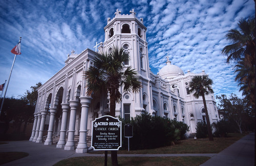 Sacred Heart Catholic Church - Galveston