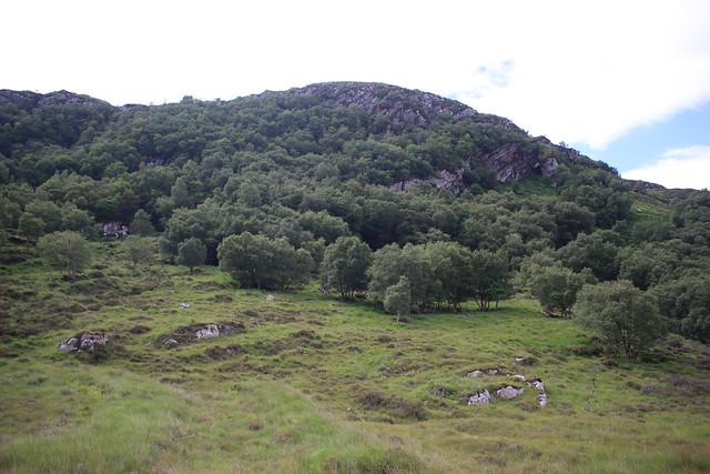 Land behind Loch Eriboll