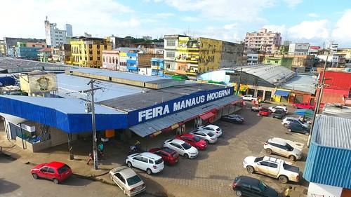 16.2.2021 - Serviços integrados levam melhorias à feira da Manaus Moderna
