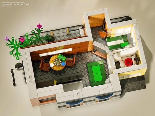 Lakeside House 2.0 (Upper Floor)