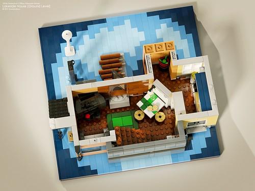 Lakeside House 2.0 (Ground Level)