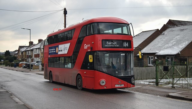 LT893 Go-Ahead London