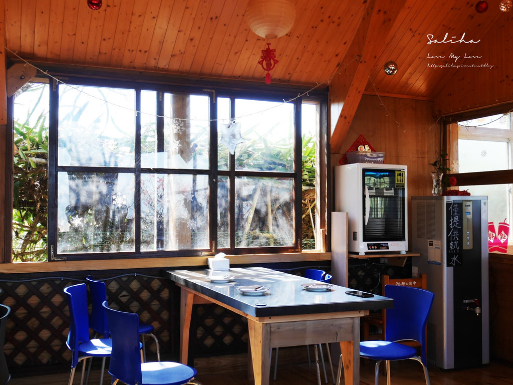 新店景觀餐廳看櫻花風景好騰龍御櫻 披薩咖啡廳下午茶輕食賞櫻踏青 (6)