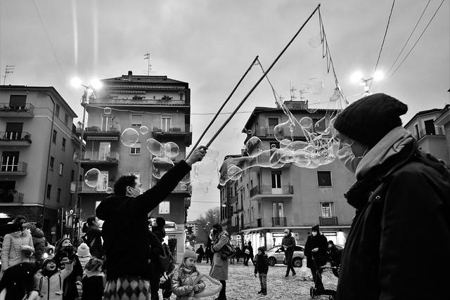 Carnavale tempo Covid - Frascati