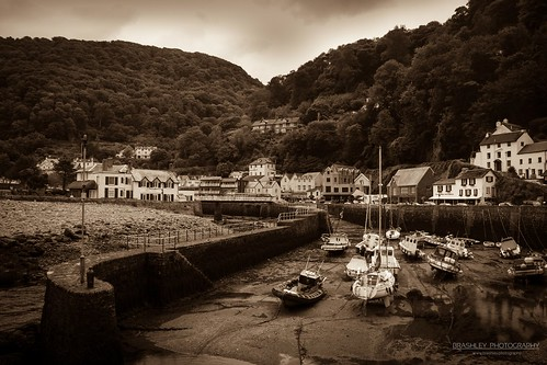 Lynmouth Harbour | by Bren & Ashley Ryan (Brashley Photography)