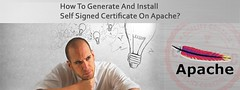 How To Generate And Install Self Signed Certificate On Apache?