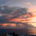 Amanecer nuboso