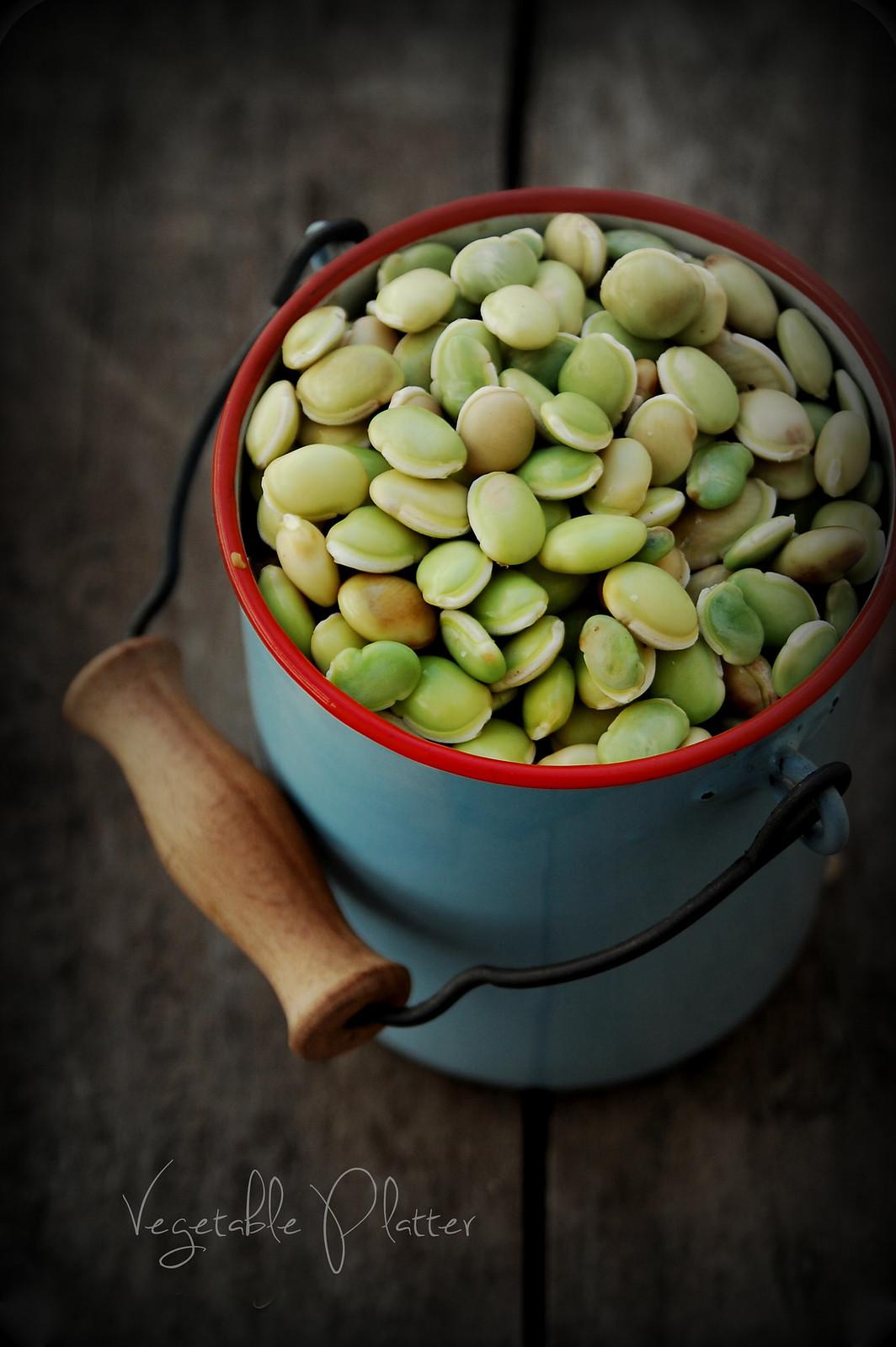Avarekalu - Hyacinth Beans