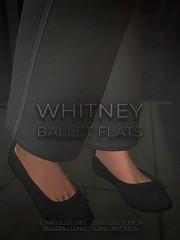 ZFG WHITNEY BALLET FLATS