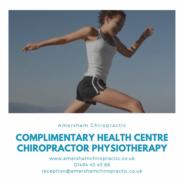 Complimentary Health Centre Chiropractor Physiotherapy