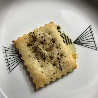 Parmesan Cream Cracker