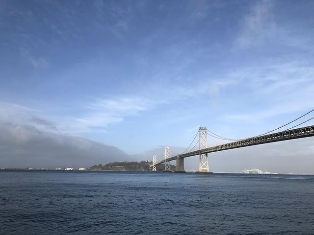 Bridge into the mist