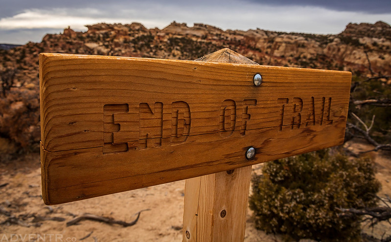 End of Trail