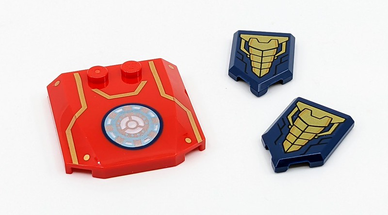 76170: Iron Man Vs. Thanos Set Review
