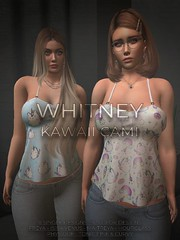 ZFG WHITNEY KAWAII CAMI