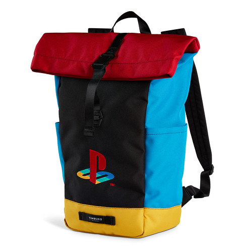Playstation Gear Store Europe - PS Backpack inspired by Original Logo