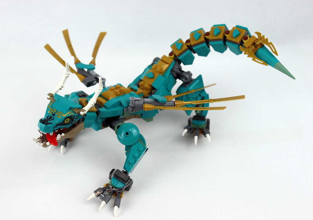 71746 Jungle Dragon 7