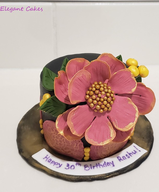 Cake by Elegant Cakes