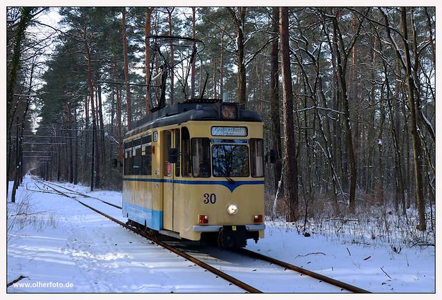 Tram Woltersdorf - 2021-07