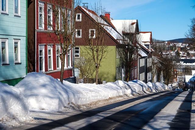 CLAUSTHAL-ZELLERFELD - IT FEELS LIKE ICELAND