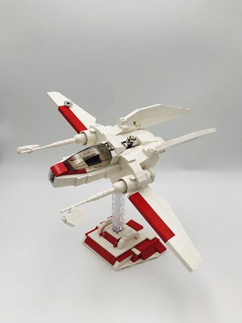 High Republic Jedi Vector: MOC