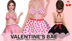 Maraschino // Valentine's Bae @ #BIGGIRL (Updated)