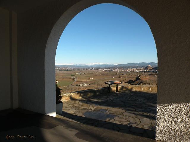 Ermita de la Alegría.