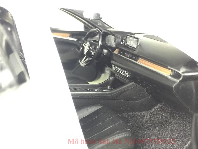 mo hinh o to mazda 6 2021 xe hoi diecast model car san pham qua tang Paudi 1 18 (11)