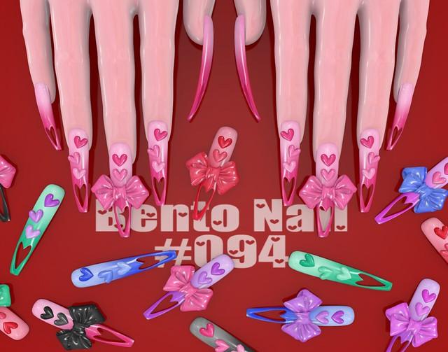 BENTO NAIL #094