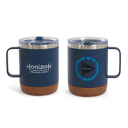 Playstation Gear Store Europe- HFW Focus- Navy Mug