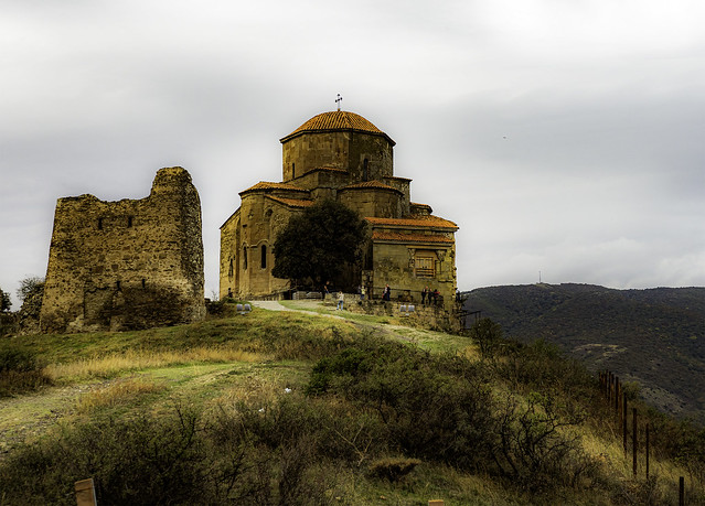Jvari: Ancient Georgian Monastery