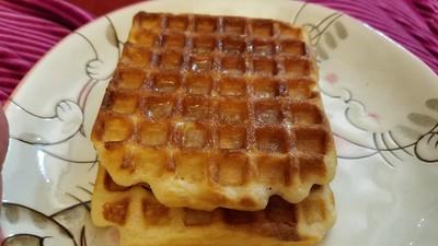 Galentine's Day Waffles