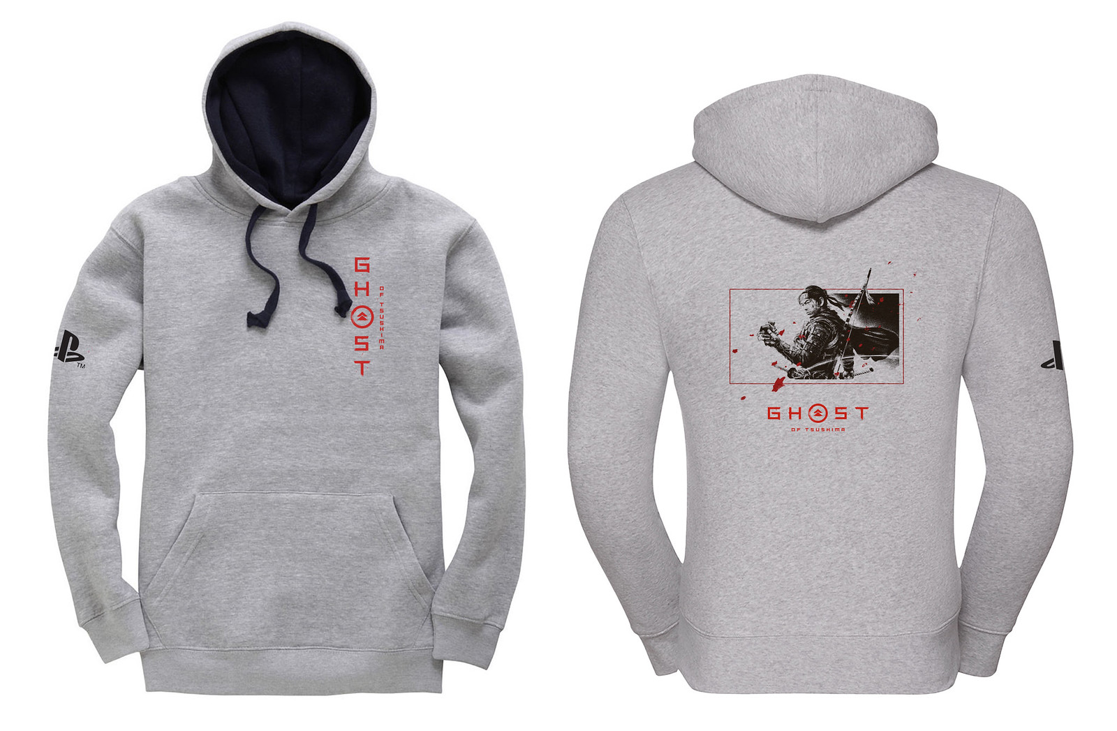 Playstation Gear Store Europe - GoT Samurai Hoodie