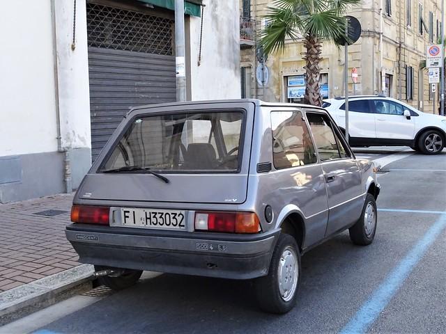 1988 Innocenti Small 500 LS