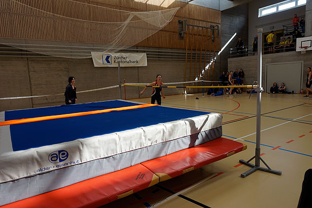 2015 - Hallenwettkampf