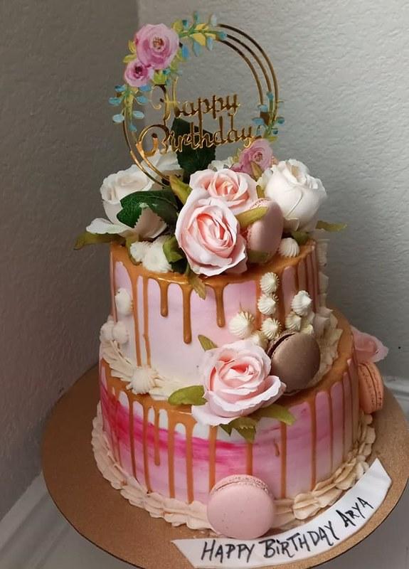 Cake by Cake 'N' Shots