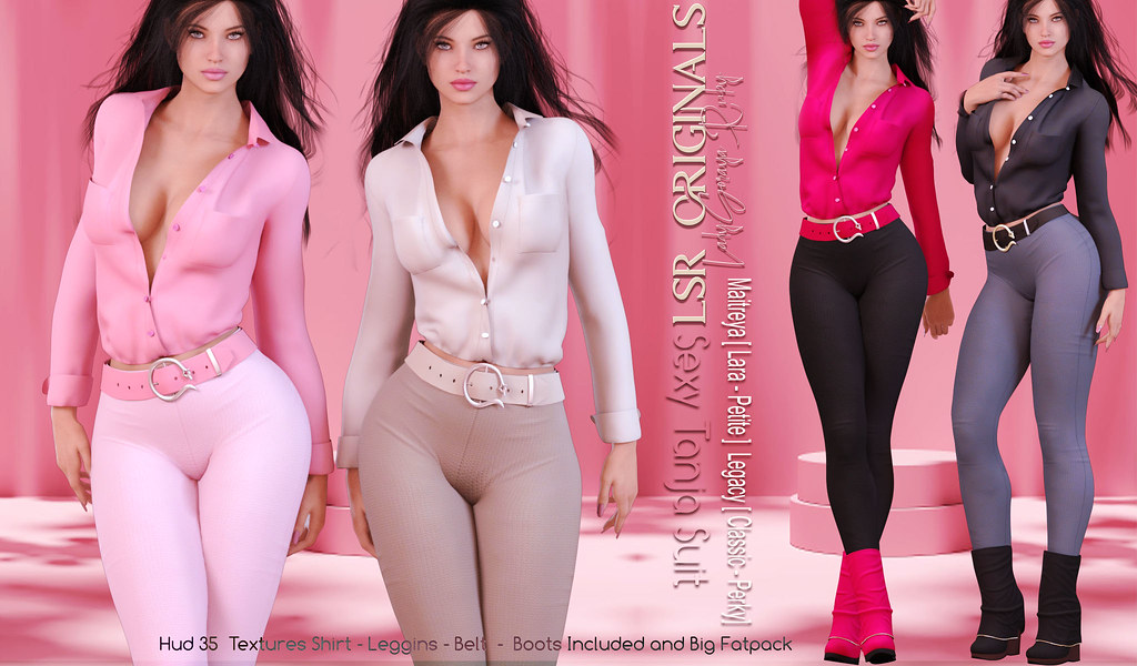 Sexy Tanja Suit