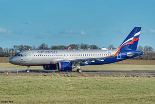 Airbus A320-251neo [F-WWDF] Aeroflot