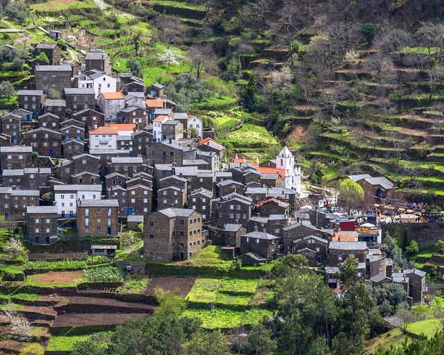 Pueblo de Piodao, uno de los más bonitos que ver en el interior de Portugal