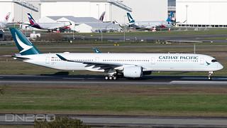 Cathay Pacific A350-1041 msn 434 F-WZHJ / B-LXO