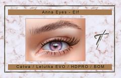 Tville - Anna Eyes Elf