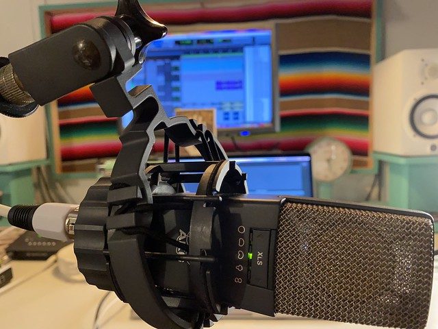 Geared Up: Vanessa Silberman Lets Us in on Why the AKG C414 B-XLS is Her Mic of Choice