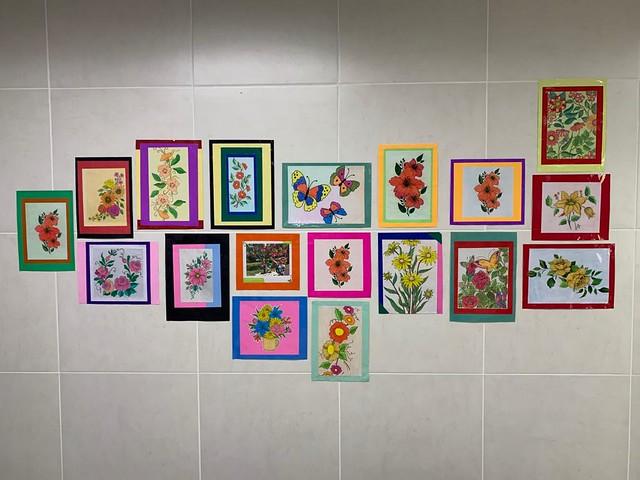 Exposição de Flores - Casa de Nazaré