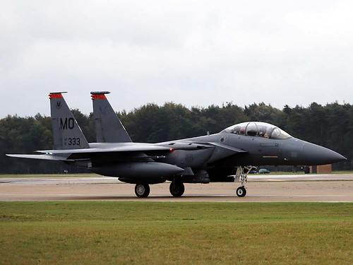 91-0333 MO F-15E Strike Eagle Lakenheath 5-10-20